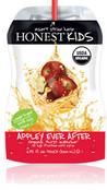 Honest Kids Organic Appley Ever After, 6.75 oz. (Pack of 8)