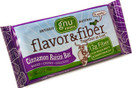 Gnu Flavor & Fiber Bar Cinnamon Raisin, 1.6 oz. Pack of 5