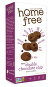 Home Free Crunchy Double Chocolate Chip Mini Cookies, 5 oz.