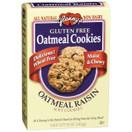 Glennys Gluten Free Oatmeal Cookies Oatmeal Raisin, 5 oz.