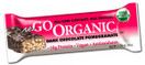 NuGo Organic Dark Chocolate Pomegranate, 1.76 oz.