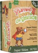 Yummi Bears Organics Super Vision, 90 Count