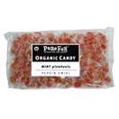 Pure Fun Organic Candy Mint Pinwheels Pepsin Swirl, Bulk 48 oz. (3 lb)
