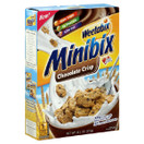 Barbara's Bakery Weetabix Minibix  Chocolate Crisp Cereal, 13.2 oz.