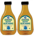 Wholesome Sweeteners Organic Blue Agave Nectar, 23.5 oz.