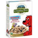 Cascadian Farm Organic Kids Clifford Crunch Cereal, 12.25 oz.