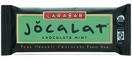 Jocalat Organic Chocolate Mint Bar, 1.7 oz.