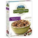 Cascadian Farm Organic Cinnamon Raisin Granola Cereal, 15.6 oz.