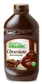 Santa Cruz Organic Chocolate Syrup, 15.5 oz.