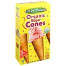 Let's Do Organic Sugar Ice Cream Cones, 4.6 oz.