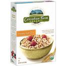 Cascadian Farm Organic Honey Nut O's Cereal, 9.5 oz.
