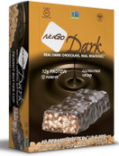 NuGo Dark Peanut Butter Cup Protein Bar, 1.76 oz. (Pack of 12)