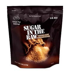 Sugar In The Raw, 80 oz