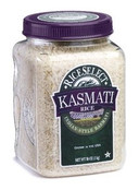 Rice Select Kasmati Rice, 32 oz Jars (Pack of 4)