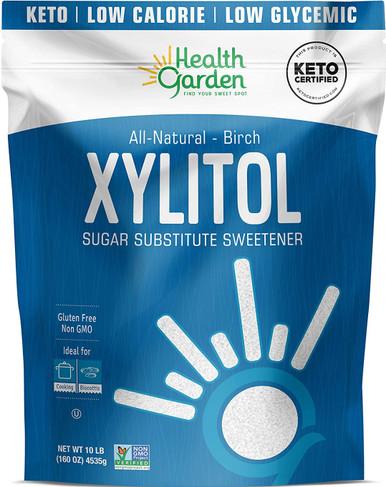 Health Garden Real Birch Xylitol, 10 lbs.