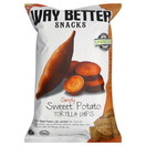 Way Better Snacks Sweet Potato, Case of 24 x 1.25 oz.