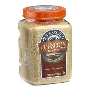Rice Select Couscous Original Pasta