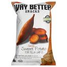 Way Better Snacks Sweet Potato, Case of 12 x 5.5 oz.
