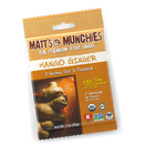 Matt's Munchies Premium Fruit Snack Mango Ginger