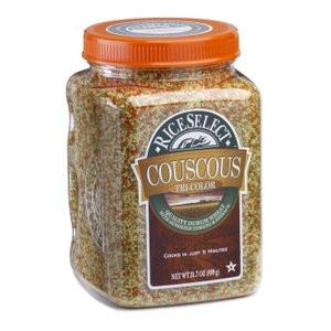 Rice Select Couscous Tri Color Pasta