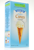 Goldbaums Gluten Free Sugar Cones, 4.7 oz
