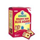 Wholesome Sweeteners Organic Raw Blue Agave Nectar Packets