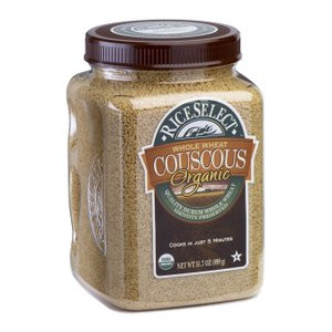 Rice Select Organic Couscous Whole Wheat Pasta