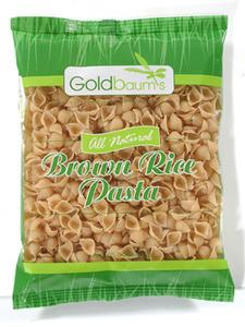 Goldbaums Gluten Free Brown Rice Pasta Shell