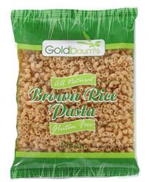 Goldbaums Gluten Free Brown Rice Pasta Elbow