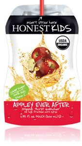 Honest Kids Organic Appley Ever After