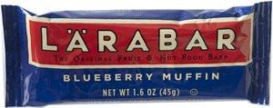 Larabar Blueberry Muffin Bar