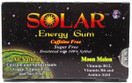 Solar Energy Sugar Free Gum Moon Melon, 1 Sleeve