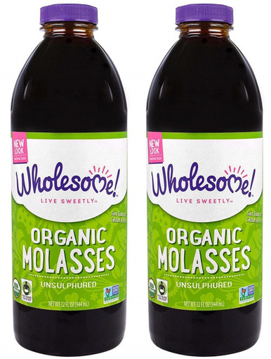Wholesome Organic Molasses