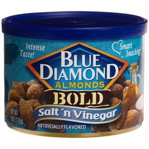 Blue Diamond Almonds Bold Salt n Vinegar