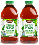 Madhava Organic Agave Nectar Raw, 46 oz. (Pack of 2)