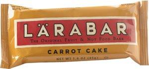 Larabar Carrot Cake Bar