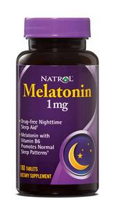 Natrol Melatonin 1mg, 180 Tablets