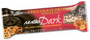 NuGo Dark Chocolate Pretzel