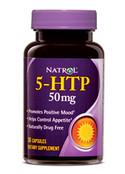 Natrol 5-HTP 50mg, 30 Capsules