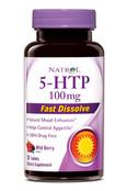 Natrol 5-HTP Fast Dissolve 100mg