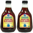 Wholesome Sweeteners Organic Raw Blue Agave Nectar 44 Ounce