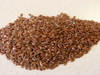 Just Grown Bulk Raw Flax Seeds