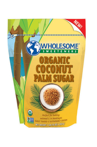 Wholesome Sweetener Organic Coconut Palm Sugar