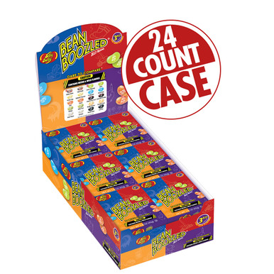 Jelly Belly Beanboozled Jelly Beans case 6th Edition