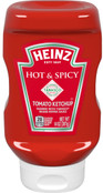 Heinz Hot & Spicy Tomato Ketchup, 14 oz.