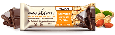 NuGo Slim Crunchy Peanut Butter Bar