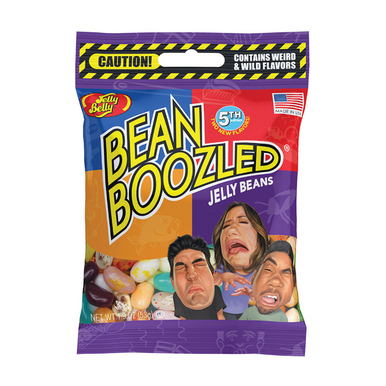 Jelly Belly Beanboozled Jelly Beans, 1.9 oz (12 PACK)
