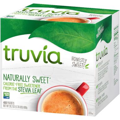 Truvia Stevia Natural Sweetener, 400 count