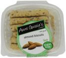 Aunt Gussie's Spelt Sugar Free Almond Biscotti