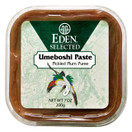 Eden Selected Umeboshi Paste